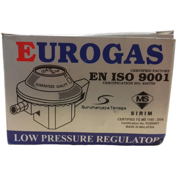 Low Pressure Regulator – (EUROGAS)